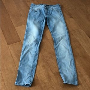 Jacob Cohen Jocelyn slim fit jean 27 light blue